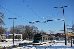 Bombardier Eurotram n°1034  -  Strasbourg, CTS