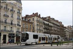 Alsthom TFS (Tramway Français Standard) – SEMITAG (Société d'Économie Mixte des Transports de l'Agglomération Grenobloise) / TAG (Transports de l'Agglomération Grenobloise) n°2029