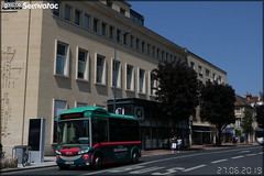 Bolloré Bluebus 6 mètres – Keolis Caen Mobilités / Twisto n°66