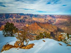 Epic Panorama Grand Canyon National Park South Rim Winter Snow Fuji GFX100 Arizona Fine Art Landscape Photography! Elliot McGucken Fine Art GCNP American West Landscape Nature Photography! Master Medium Format Fujifilm GFX 100 & Fujifilm FUJINON Lens!