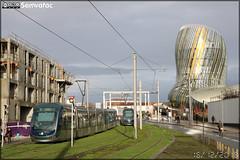 Alstom Citadis – Keolis Bordeaux Métropole / TBM (Transports Bordeaux Métropole) - Photo of Latresne