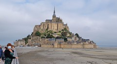 Mont Saint Michel, Normandie