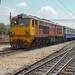 4118 at Ayutthaya heading north, 20 March 2011,