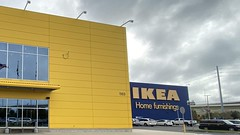 IKEA at 18 minutes drive to the south of Tampa dentist Carrollwood Smiles