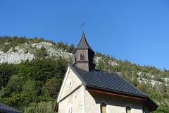 Chapelle de Treydon @ Arâches-la-Frasse