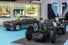 Aston Martin 1½-litre - Photo of Paris