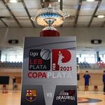 Copa LEB Plata - Barça B vs Juaristi ISB (Foto Gerard Franco) (6)