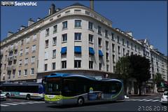 Irisbus Créalis 12 – Keolis Caen Mobilités / Twisto n°185