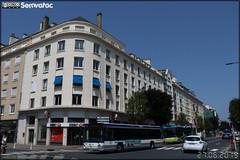 Heuliez Bus GX 327 – Keolis Caen Mobilités / Twisto n°162