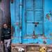 Old Delhi – Blue