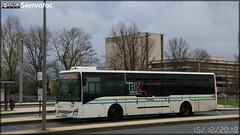 Iveco Bus Crossway LE – Citram Aquitaine (Compagnie de l'Industrie des Transports Automobiles de Matha)(Transdev) / TBM (Transports Bordeaux Métropole) n°6841