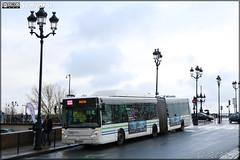 Irisbus Citélis  18 CNG – Keolis Bordeaux Métropole / TBM (Transports Bordeaux Métropole) n°2644