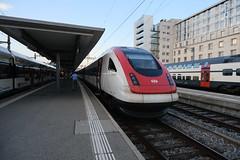 Quai @ Gare de Genève-Cornavin @ Genève