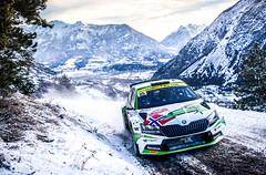 2021 WRC Monte Carlo