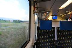 Train Léman Express @ Genève
