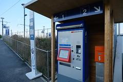 Automate @ Gare de Russin