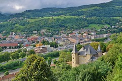 Albertville depuis Conflans
