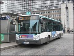 Irisbus Citélis Line – RATP (Régie Autonome des Transports Parisiens) / STIF (Syndicat des Transports d'Île-de-France) n°3509 - Photo of Paris