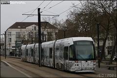 Bombardier Incentro – Semitan (Société d'Économie MIxte des Transports en commun de l'Agglomération Nantaise) / TAN (Transports de l'Agglomération Nantaise) n°374