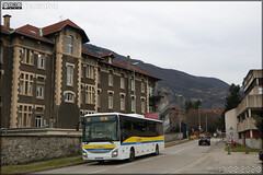 Iveco Bus Crossway – VFD (Voies Ferrées du Dauphiné) (CFTR, Compagnie Française des Transports Régionaux) / Auvergne-Rhône-Alpes / TransIsère n°659