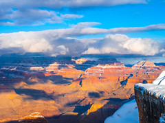 Grand Canyon National Park South Rim Moran Point Winter Snow Fuji GFX100 Arizona Fine Art Landscape Photography! Elliot McGucken Fine Art GCNP American West Landscape Nature Photography! Master Medium Format! Fujifilm GFX 100 & Fujifilm FUJINON Lens!