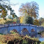 James Paine Bridge, Brocket Park 3 by John Fogarty