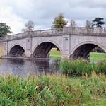 James Paine Bridge, Brocket Park by John Fogarty
