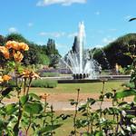 Coronation Fountain, WGC, 2 by John Fogarty