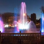 Coronation Fountain, WGC 5 by John Fogarty
