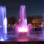 Coronation Fountain, WGC 6 by John Fogarty