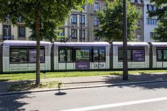 Place de la Gare, Strasbourg, Alsace, France