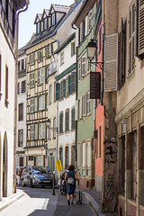 Rue Adolphe Seyboth, Strasbourg, Alsace, France - Photo of Strasbourg