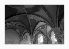 3708 Ancienne abbaye de l'Étoile, à Archigny (Vienne)