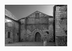 3716 Ancienne abbaye de l'Étoile, à Archigny (Vienne)