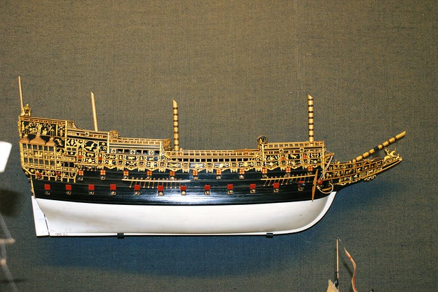 Photo:Sovereign of the Seas/HMS Royal Sovereign (1637) By hugh llewelyn