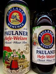 Paulaner Hefe-Weizen Ale - München Germany