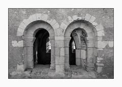 3709 Ancienne abbaye de l'Étoile, à Archigny (Vienne)