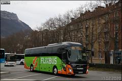 Volvo 9700 – Voyages Morio / Flixbus n°30