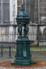 Fontaine Wallace de Nancy