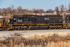 IC 1032 | EMD SD70 | CN Shelby Subdivision