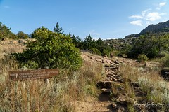 Hiking the Elk Mountain Trail in the Wichita Mountains National Wildlife Refuge