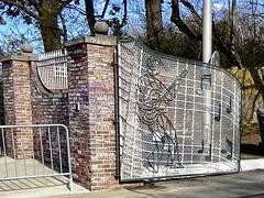 Gates of Graceland, Memphis, Tennessee