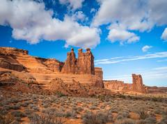 The Gossips Arches National Utah Winter Fine Art Landscape Photography Fuji GFX100! Elliot McGucken Master Medium Format Nature Photographer Moab! Fuji GFX 100 &Fujjifilm  Fujinon GF 32-64mm Lens American Southwest Desert Art