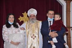 Baptism of Seraphina Hanna