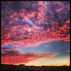 AM Texas sky,just beautiful 😎