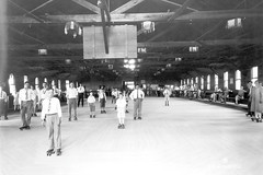 Braddock Heights Roller Rink, Braddock Heights, Maryland, Circa 1930