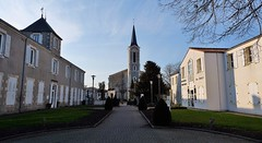 Aytré village, Charente Maritime - Photo of Marsilly
