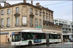 Man Lion's City G CNG – Keolis Bordeaux Métropole / TBM (Transports Bordeaux Métropole) n°1407