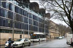 Man Lion's City CNG – Keolis Bordeaux Métropole / TBM (Transports Bordeaux Métropole) n°1608