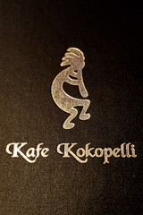 Kafe Kokopelli Menu